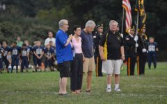 Cresskill Marching Band Participates in Annual Ceremony Commemorating September 11th