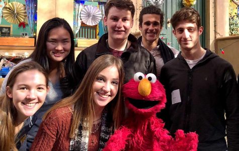 Elmo's World Becomes Cresskill's World for The Day: Students Take a Field Trip to the Set of Sesame Street