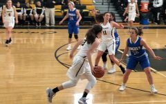 Lady Cougars Earn Big Win After Defeating Holy Angels In the Adopt-A-Soldier Showcase