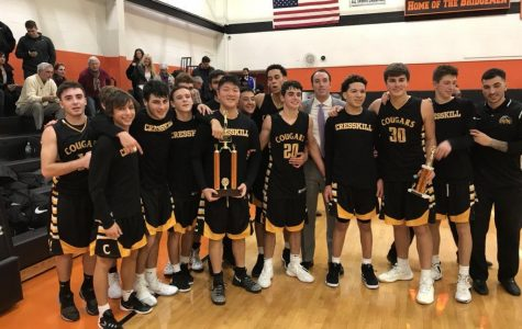 Kicking off their season right: Boys' basketball team wins the Jack Reilly tournament title