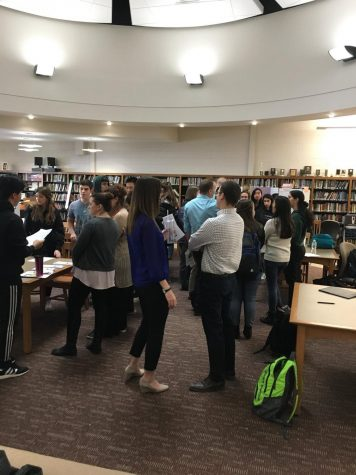 Sophomore Students Challenge Traditional Literature in Annual English Project