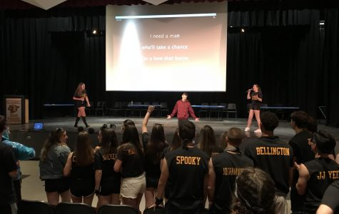 Seniors Come Out on Top After Close Battle at Quiz Bowl; Following Events Hype Up Spirit Day Excitement