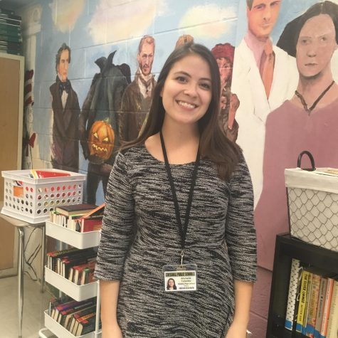 Teacher Spotlight: Ms. Taliento