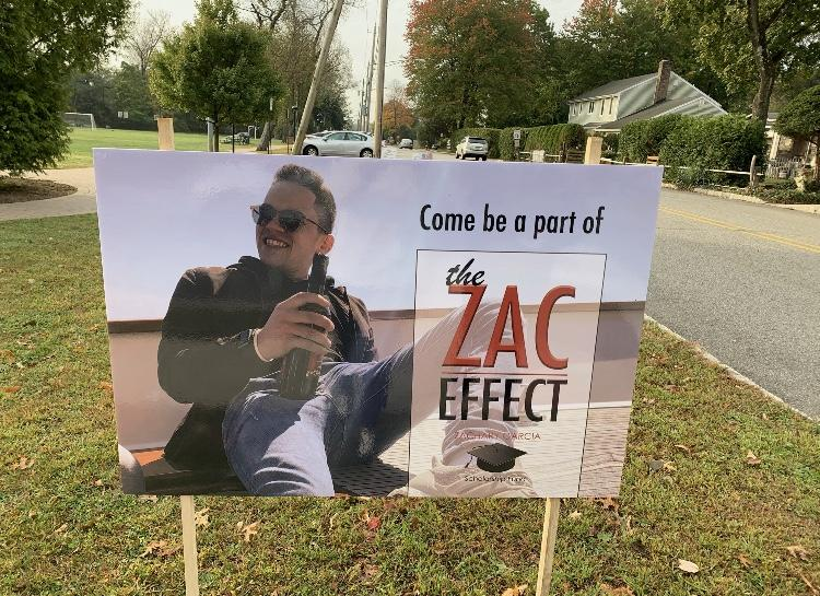At Annual 5K, Cresskill Community Honors Zac Garcia's Memory
