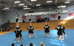 CHS Cheer Finishes The Season Strong