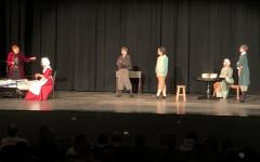 "Principal Players Present ""The Crucible"""