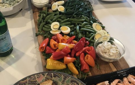 A Ledven-Gorfin Thanksgiving: Food and Friends
