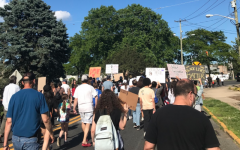 CHS Students Lead Black Lives Matter Protest