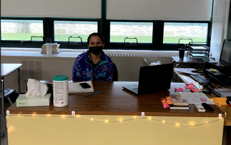 Teaching in a Pandemic: Ms. Sandoval's Take