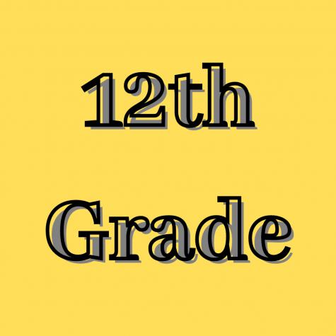 12th Grade Student Organization Elections