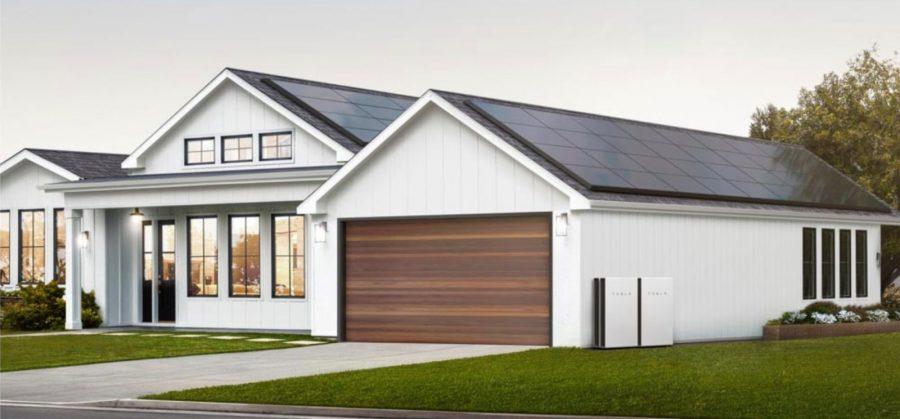 Tesla's Solar Panels