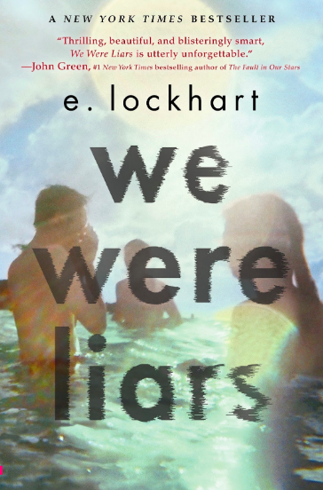 Prepare to be Shocked reading 'We Were Liars'