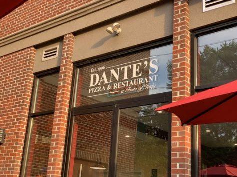 Ray's vs. Dante's: The Pizza Wars