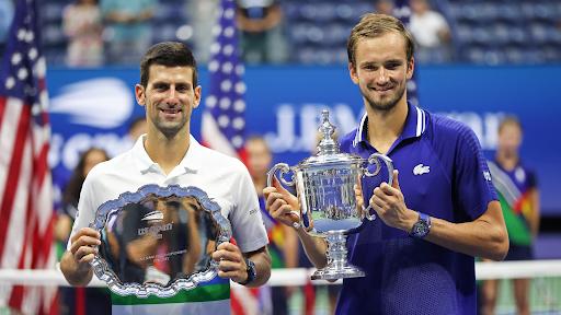 2021 US Open Men's Singles Finals: Can Djokovic Break History?